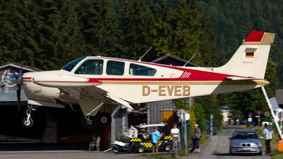 D-EVEB - Beechcraft F33A Bonanza - Private
