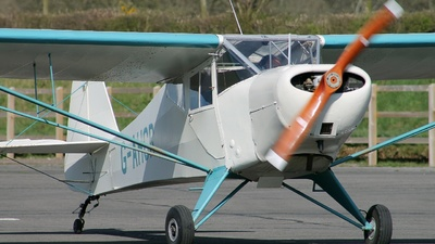 G-AHCR - Auster 5 - Private