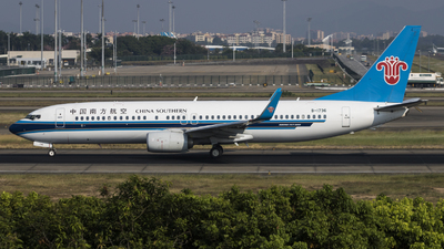 B-1736 - Boeing 737-81B - China Southern Airlines