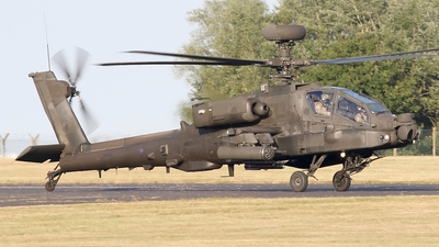 ZJ208 - Westland Apache AH.1 - United Kingdom - Army Air Corps
