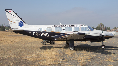 CC-PNO - Piper PA-31-350 Navajo Chieftain - Coastline