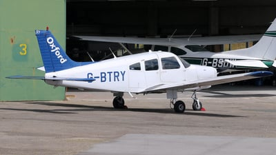 A picture of GBTRY - Piper PA28161 - [288116190] - © Brian T Richards