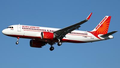 F-WWDE - Airbus A320-251N - Air India