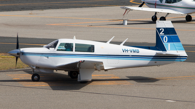 VH-VMB - Mooney M20J-201 - Private