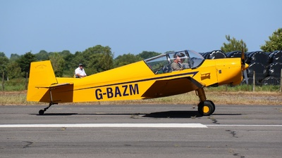 A picture of GBAZM - Jodel D11 - [PFA 915] - © ian simpson