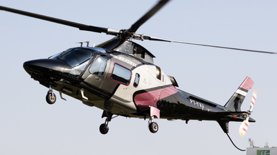 PT-YVJ - Agusta A109E Power - Private
