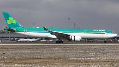 A picture of EIGAJ - Airbus A330302 - Aer Lingus - © Domi Einert