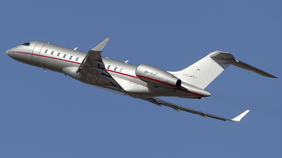 9H-VJT - Bombardier BD-700-1A10 Global 6000 - VistaJet