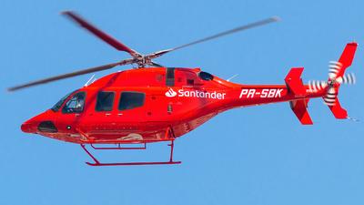 PR-SBK - Bell 429 Global Ranger - Santander