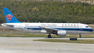 B-9929 - Airbus A320-214 - China Southern Airlines