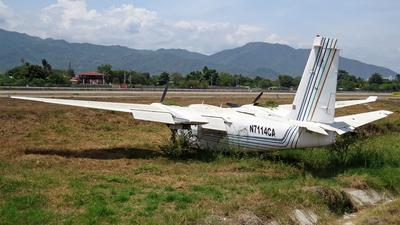 N7114CA - Aero Commander 500S - Private