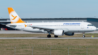 A picture of TCFHC - Airbus A320214 - Freebird Airlines - © marfi80