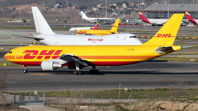 D-AEAB - Airbus A300B4-622R(F) - DHL (European Air Transport)