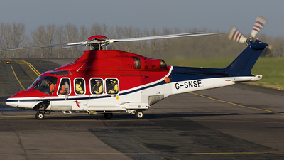 A picture of GSNSF - AugustaWestland AW139 - CHC Helikopter Service - © Matt Varley