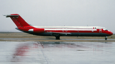 VR-BMG - McDonnell Douglas DC-9-31 - Untitled