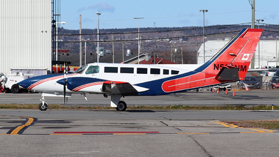 N532NM - Cessna 404 Titan - Private