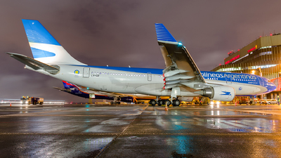 LV-GIF - Airbus A330-202 - Aerolíneas Argentinas