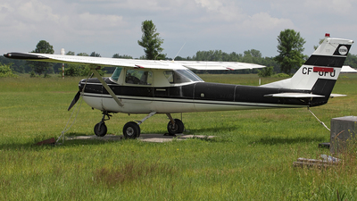 CF-UFU - Cessna 150F - Private