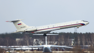 A picture of RA65996 - Tupolev Tu134AK -  - © Artyom Kuzhlev