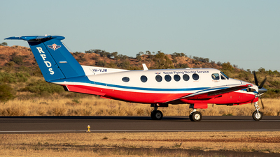 VH-VJW - Beechcraft 200 Super King Air - Royal Flying Doctor Service of Australia (Queensland Section)
