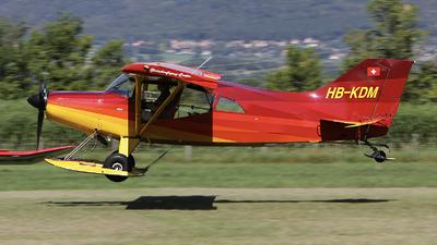 HB-KDM - Maule MX-7-235 - Segelfluggruppe Winterthur