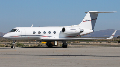 N555GL - Gulfstream G-III - Private