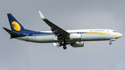 VT-JBV - Boeing 737-86N - Jet Airways