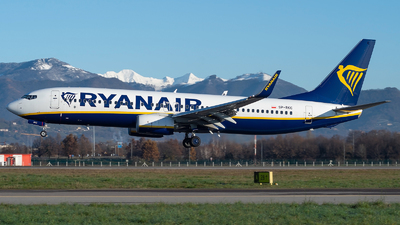 SP-RKC - Boeing 737-8AS - Ryanair Sun