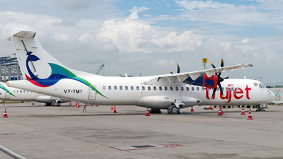VT-TMT - ATR 72-212A(600) - Trujet