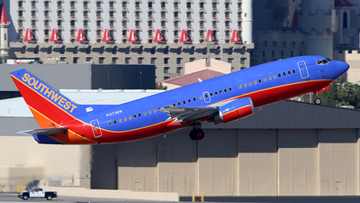N317WN - Boeing 737-3Q8 - Southwest Airlines
