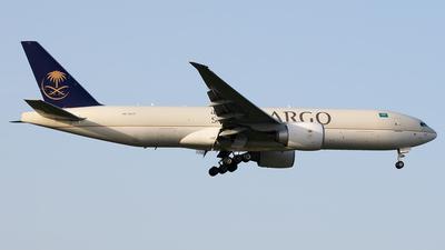 HZ-AK71 - Boeing 777-FFG - Saudi Arabian Airlines Cargo