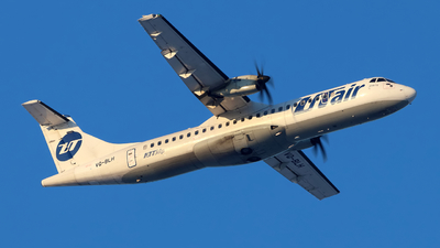 VQ-BLH - ATR 72-212A(500) - UTair Aviation