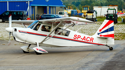 SP-ACR - American Champion 8KCAB Super Decathlon - Private