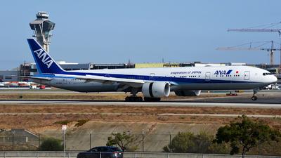 JA798A - Boeing 777-300ER - All Nippon Airways (ANA)