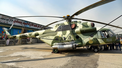 1805 - Mil Mi-171Sh Baikal - Iran - Police Aviation