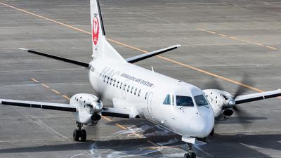 JA02HC - Saab 340B - Hokkaido Air System (HAC)