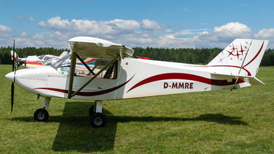 D-MMRE - Rans S-6 Coyote II - Private