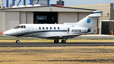 N720TM - Raytheon Hawker 850XP - Private