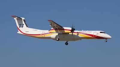 F-ZBMJ - De Havilland Canada Dash 8-402 MR - France - Sécurité Civile