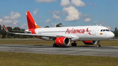 N765AV - Airbus A320-251N - Avianca
