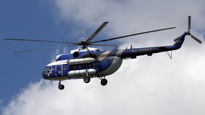 RA-22962 - Mil Mi-8T - Gazpromavia