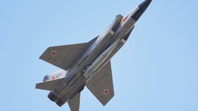 RF-92451 - Mikoyan-Gurevich MiG-31 Foxhound - Russia - Air Force