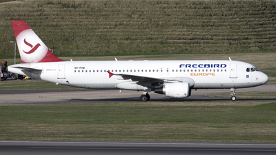A picture of 9HFHB - Airbus A320214 - Freebird Airlines - © Dan Smith