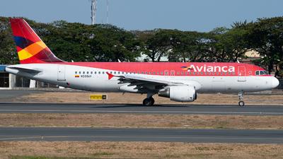 N599AV - Airbus A320-214 - Avianca Ecuador