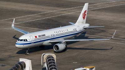 B-304F - Airbus A320-214 - Air China