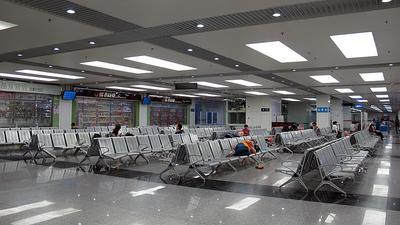 ZBNY - Airport - Terminal