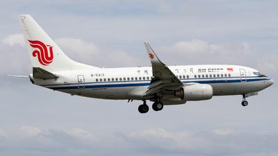 B-5213 - Boeing 737-79L - Air China