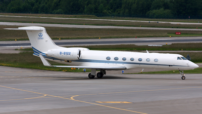 B-8122 - Gulfstream G550 - Capital Airlines