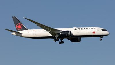 A picture of CFVNF - Boeing 7879 Dreamliner - Air Canada - © Hanjo Schrenk