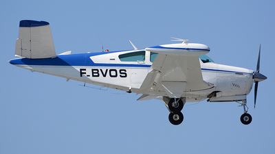 A picture of FBVOS - Beech V35B Bonanza - [D9286] - © diopere geert